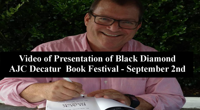 AJC Decatur Book Festival Presentation
