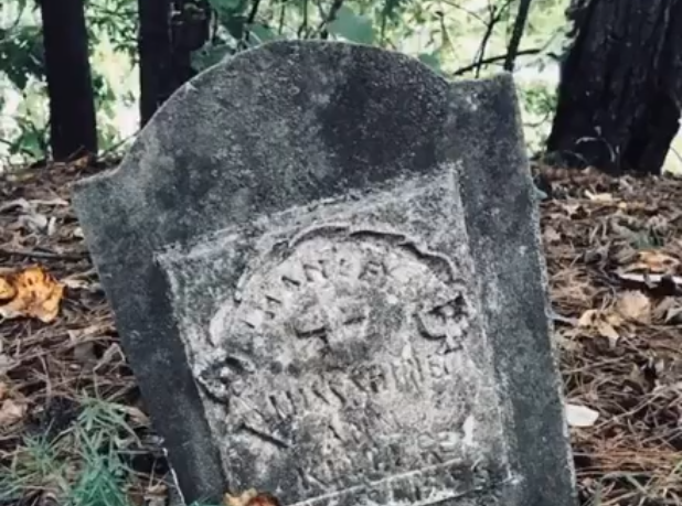 Image of tombstone