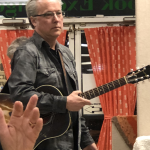 Image of 2018 Trio Songwriter Radney Foster