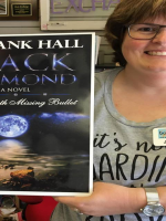 Image of Jennifer Gillman - Owner with poster