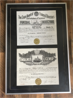 Image of Authors Funeral Licenses